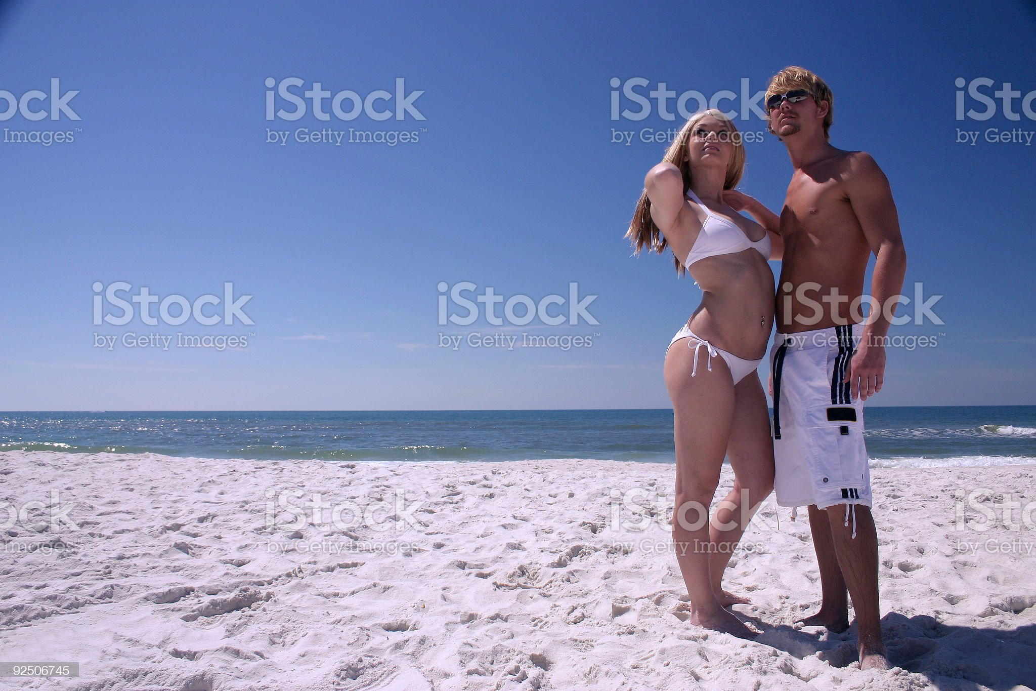 look at us royalty-free stock photo