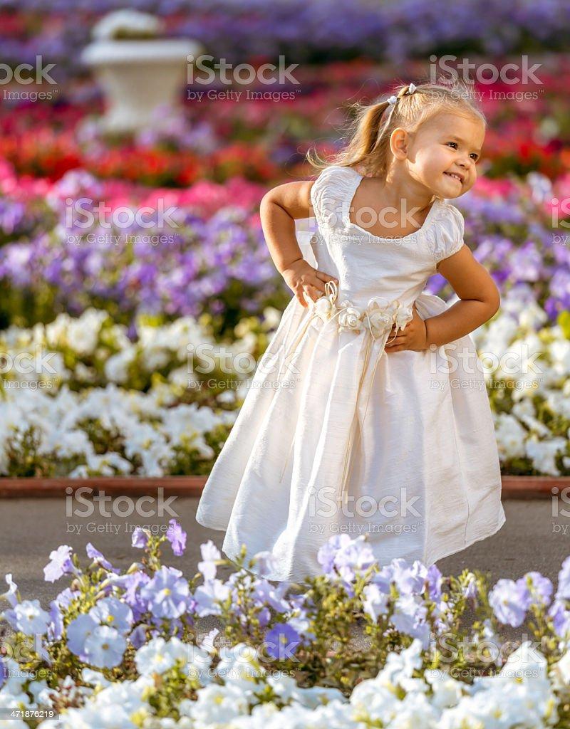 Look, how beautiful I am royalty-free stock photo