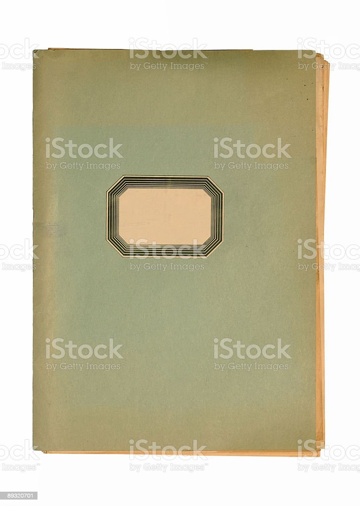 look inside stock photo