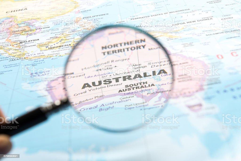 Wygląd w Australii zbiór zdjęć royalty-free