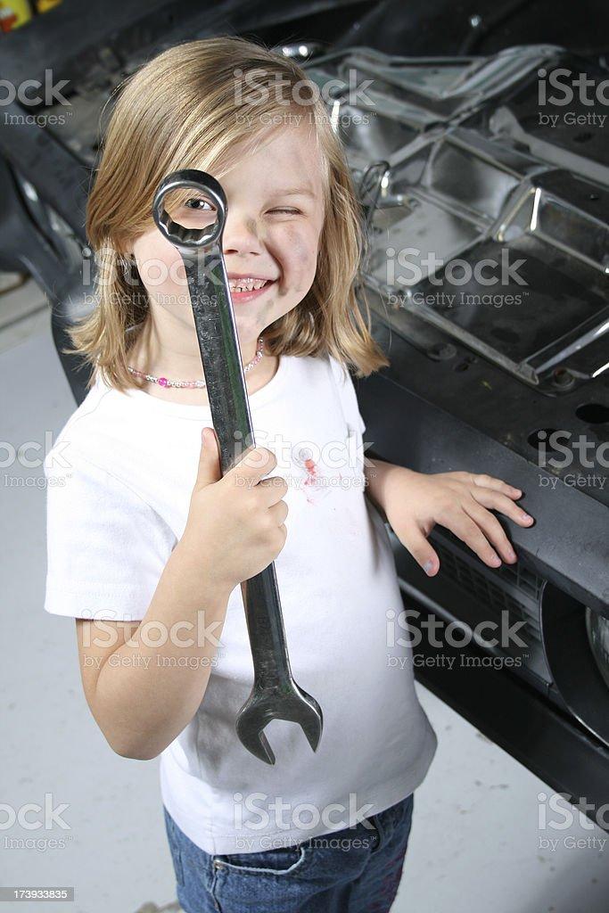 Look toward the Future stock photo