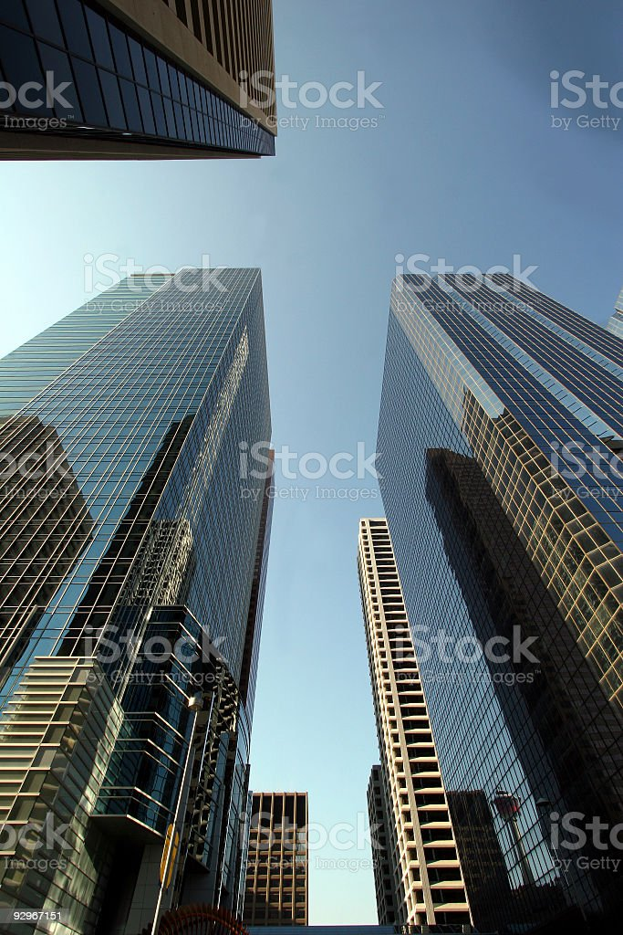 Look up royalty-free stock photo