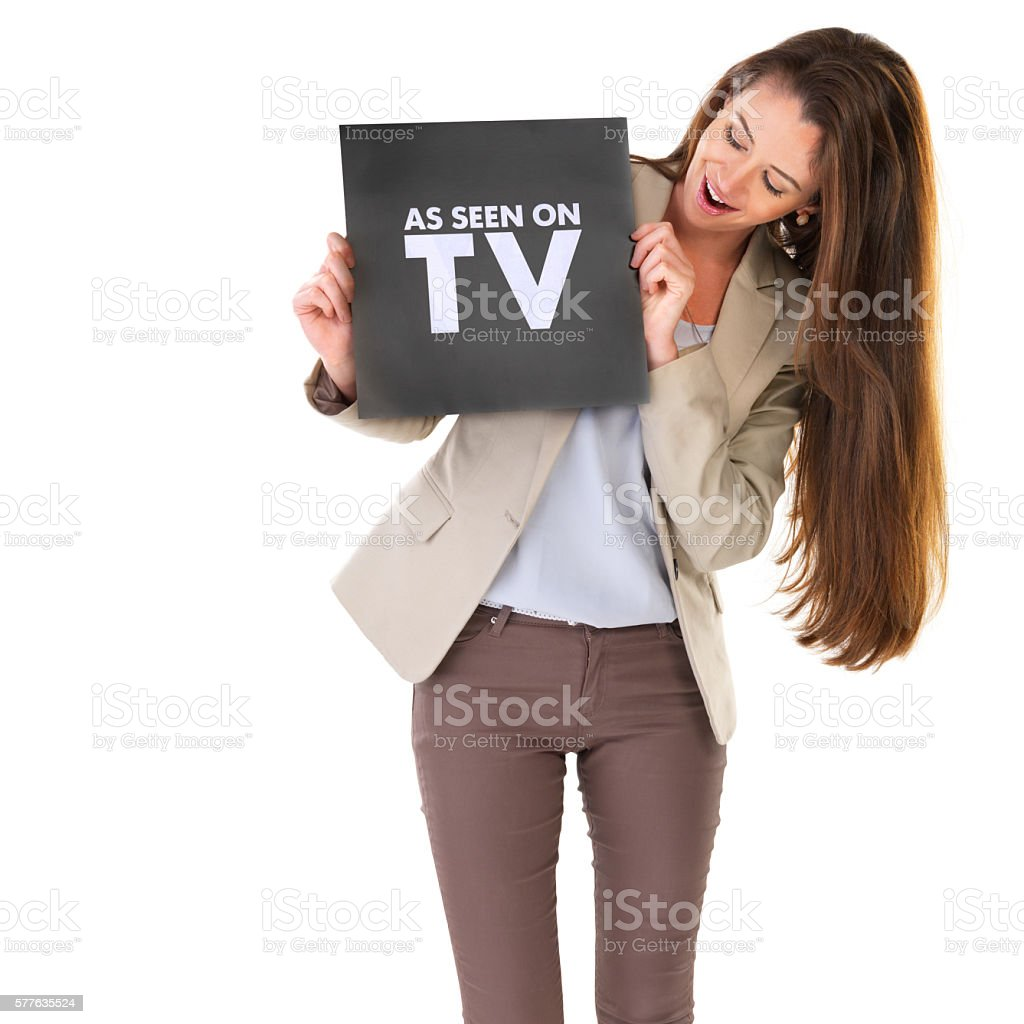 Look what I found! stock photo