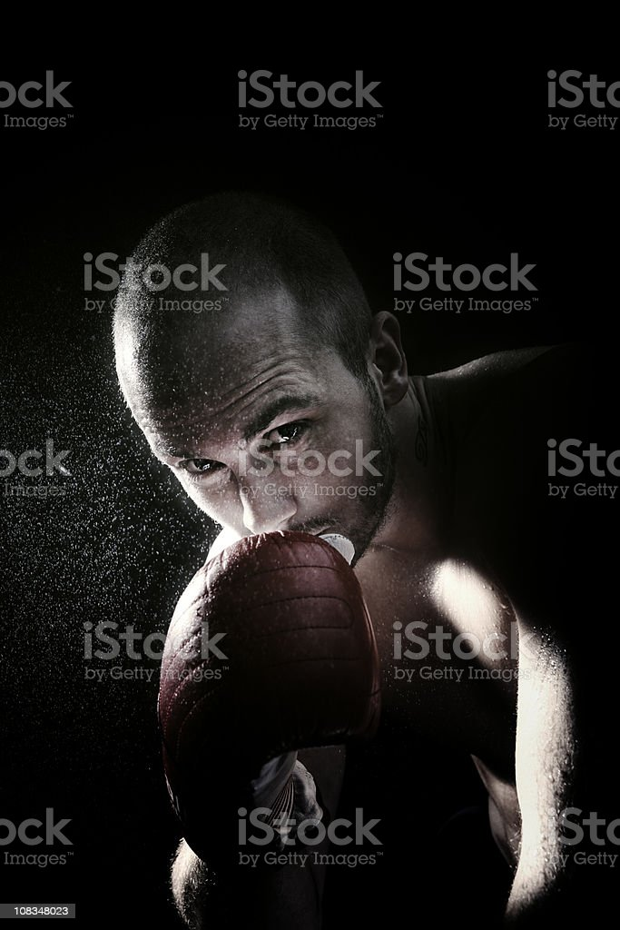 Looking for new opponents stock photo