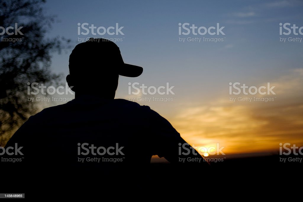 Looking For Purpose stock photo