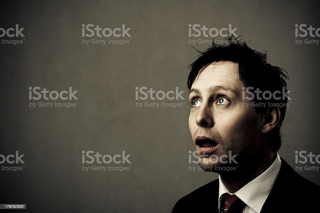 Looking for something royalty-free stock photo