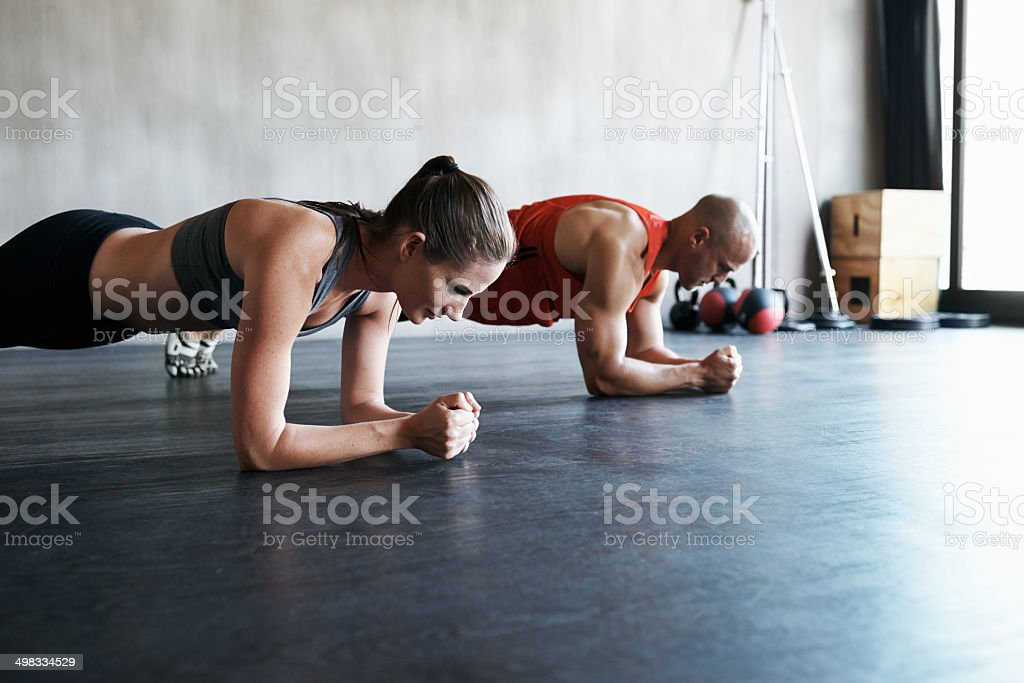 Looking forward to the reward of a long, healthy life stock photo