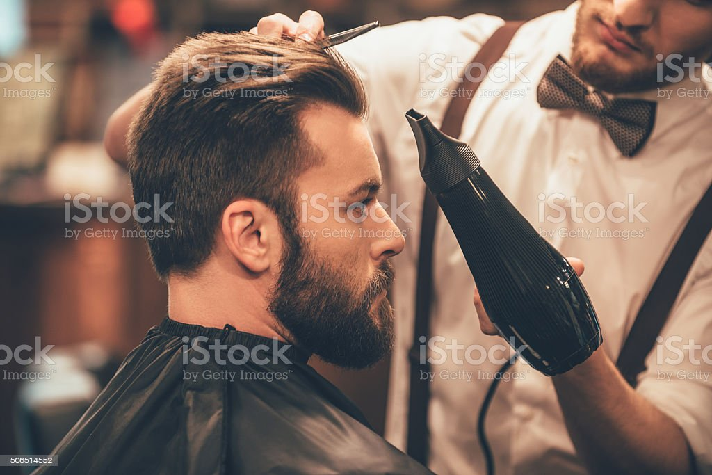 Looking good already. stock photo