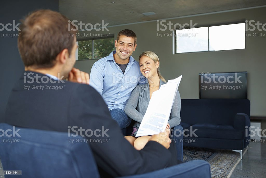 Looking to the future royalty-free stock photo