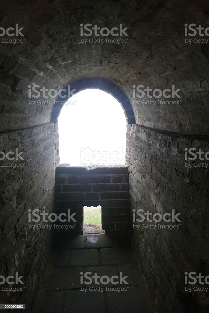 looking window stock photo