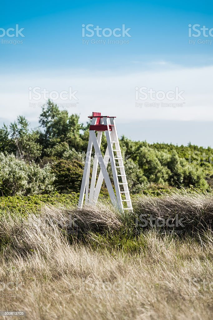 Lookout Seat royalty-free stock photo