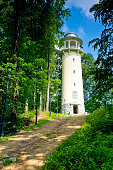 Lookout tower, Krzywoustego Hill, Poland