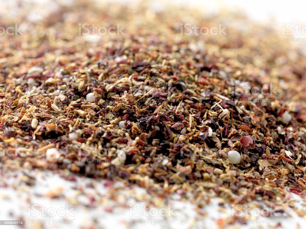 Loose Herbal Tea stock photo