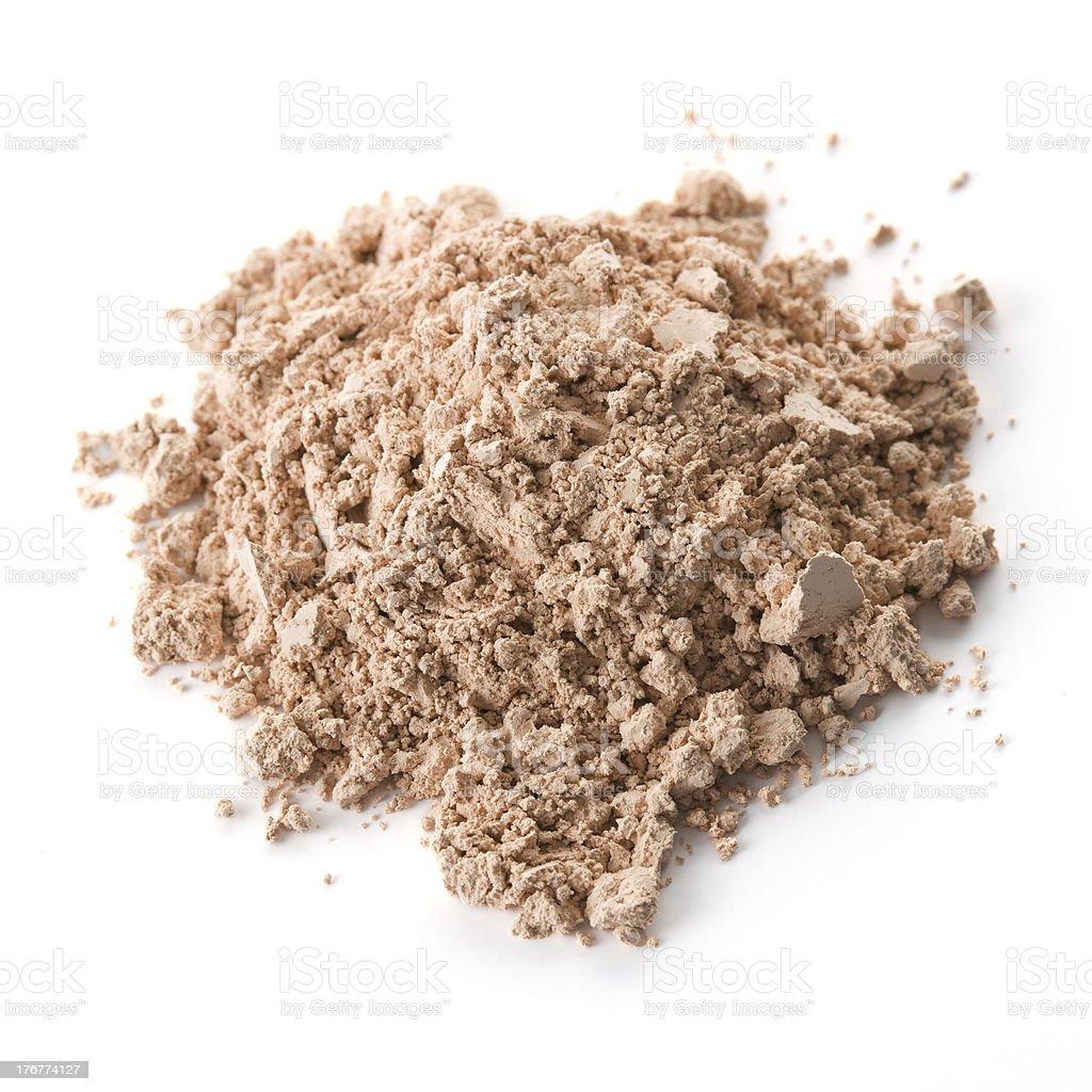 Loose Powder Blush royalty-free stock photo