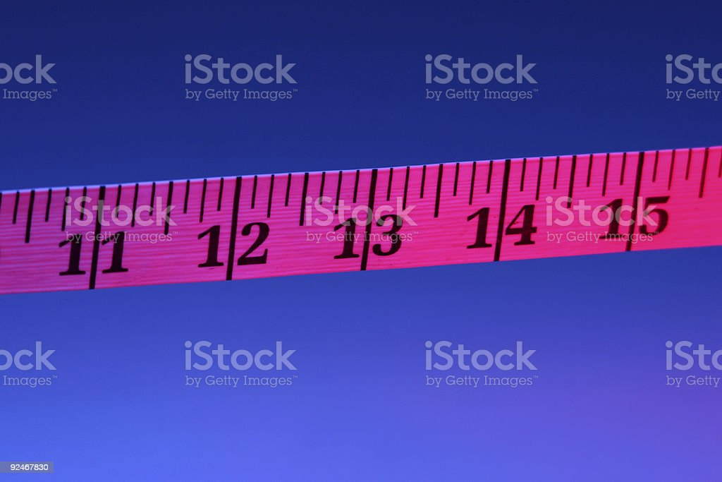 Loosing weight royalty-free stock photo