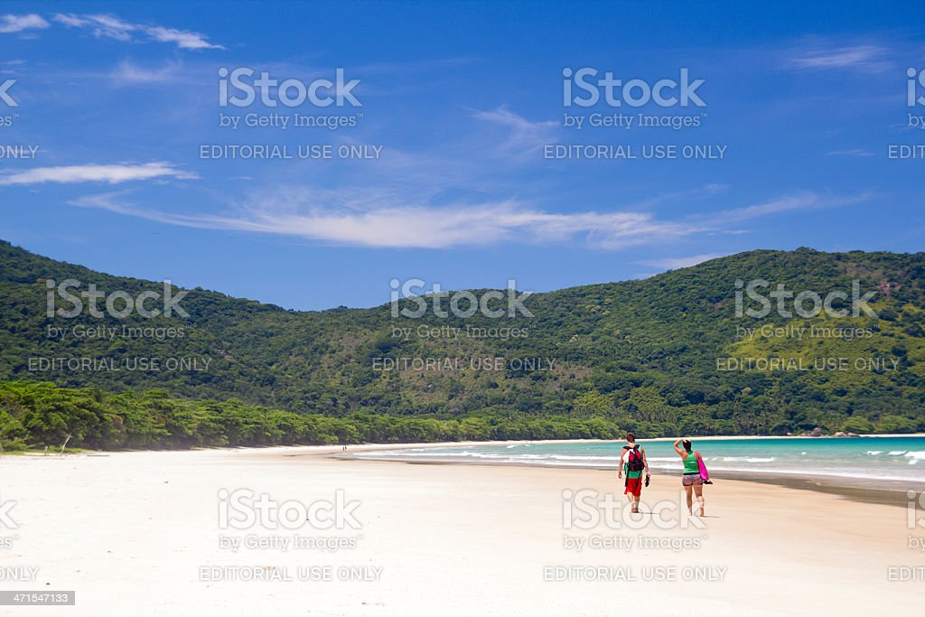 Lopes Mendes stock photo
