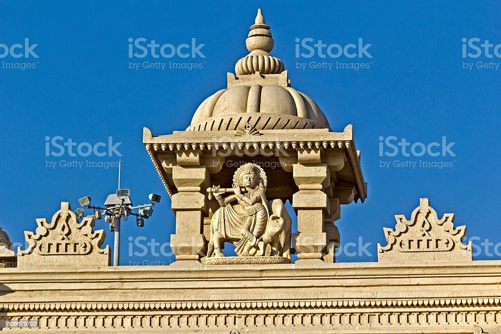 Lord Krishna Gopal stock photo