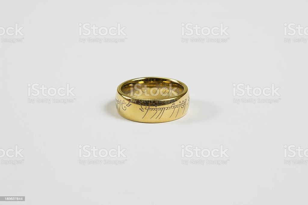 lord of the ring stock photo
