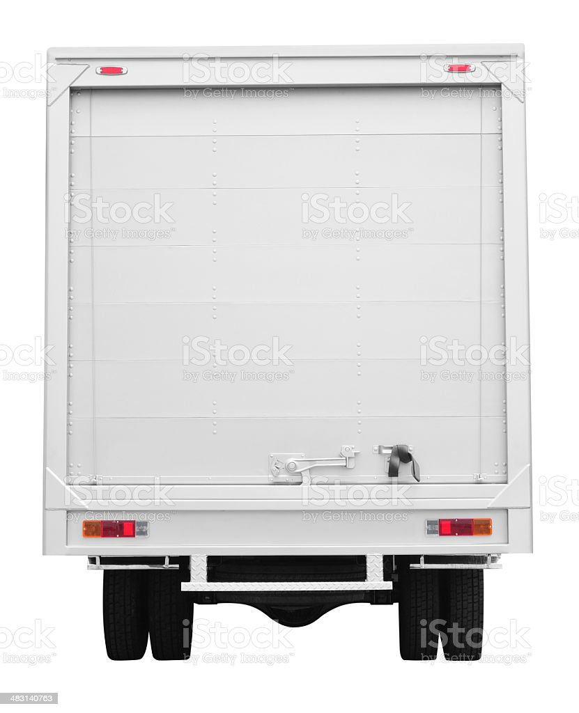 Lorry. stock photo