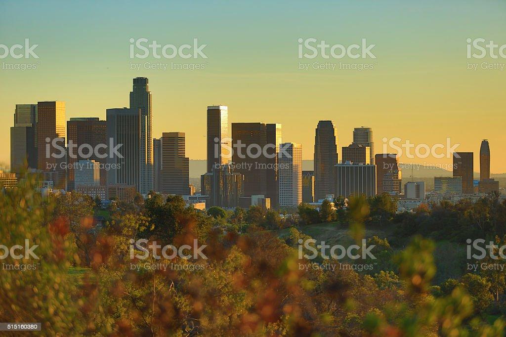 Los Angeles, CA stock photo