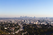 Los Angeles City Sprawl