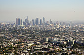 Los Angeles Downtown Skyline in Distance #2