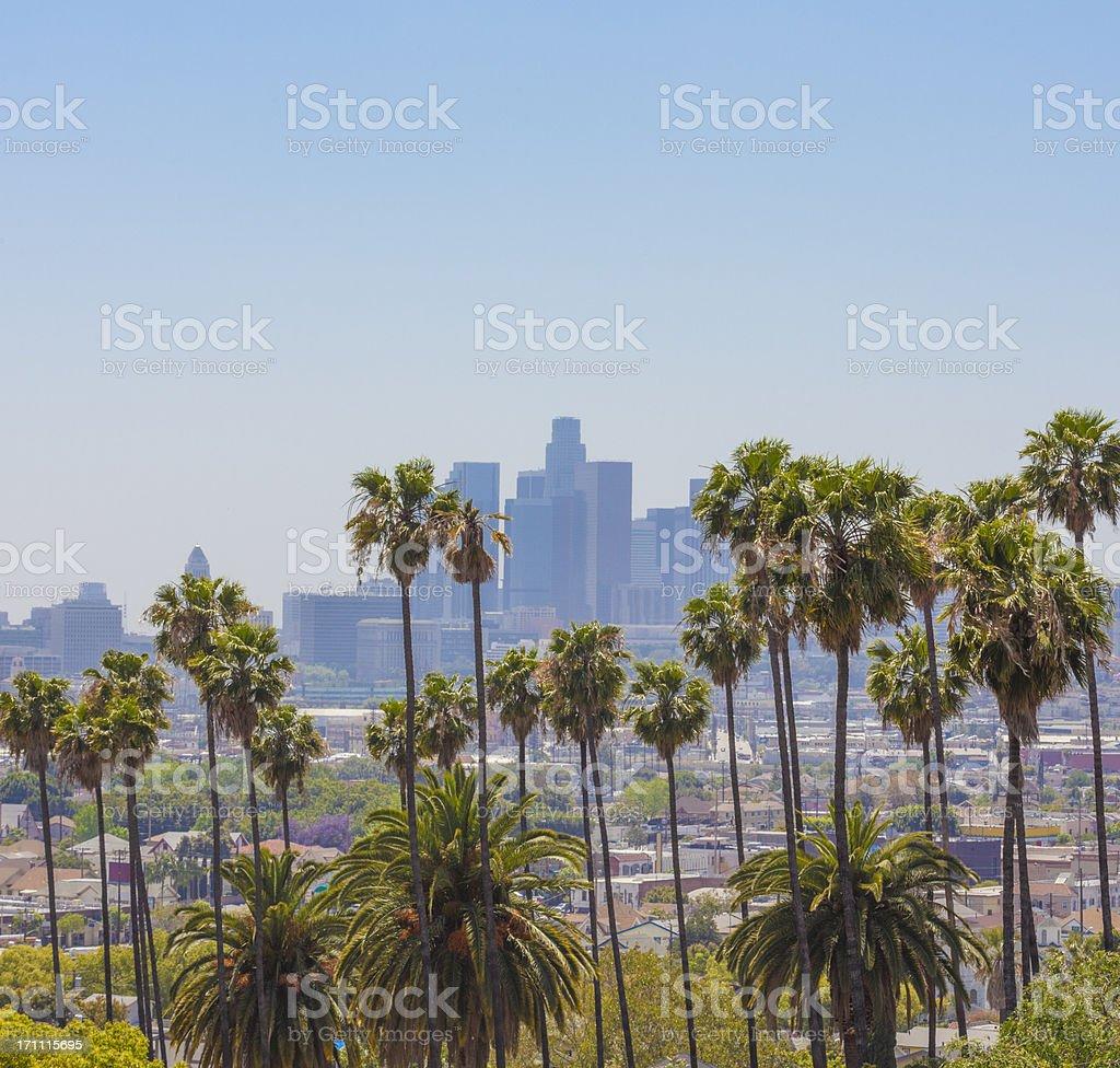 Los Angeles stock photo