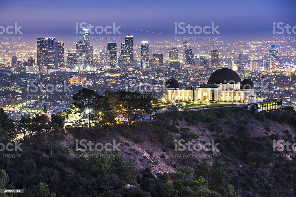 Los Angeles stock photo