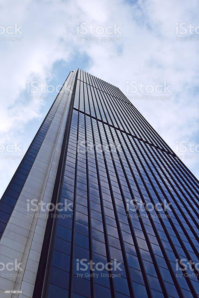 Los Angeles Skyscraper stock photo