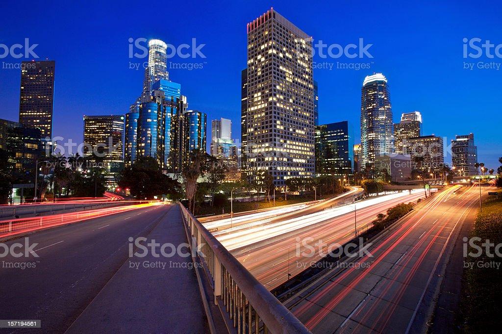 Los Angeles, USA royalty-free stock photo
