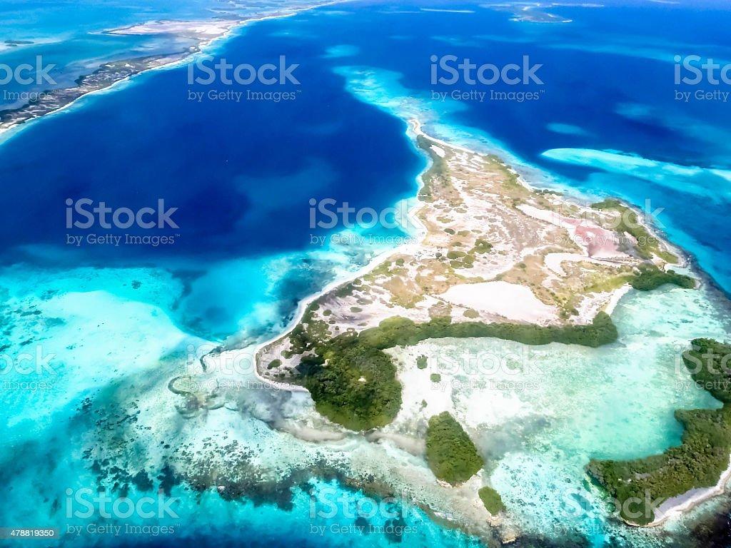 Los Roques Venezuela Caribe stock photo