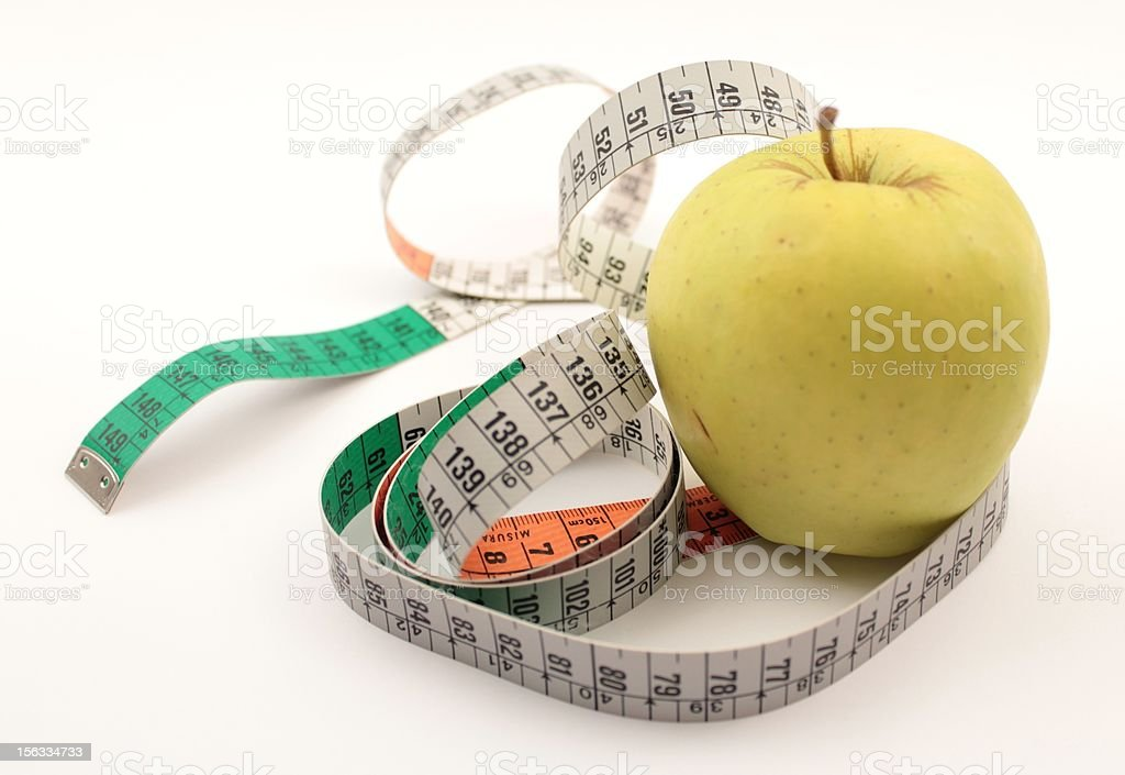 lose weight on a diet royalty-free stock photo