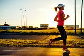 Losing weight with everyday jogging
