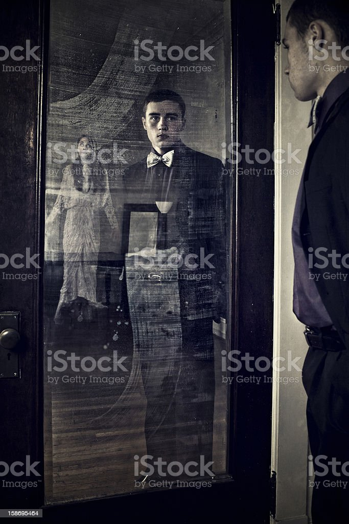 Lost Ghosts stock photo