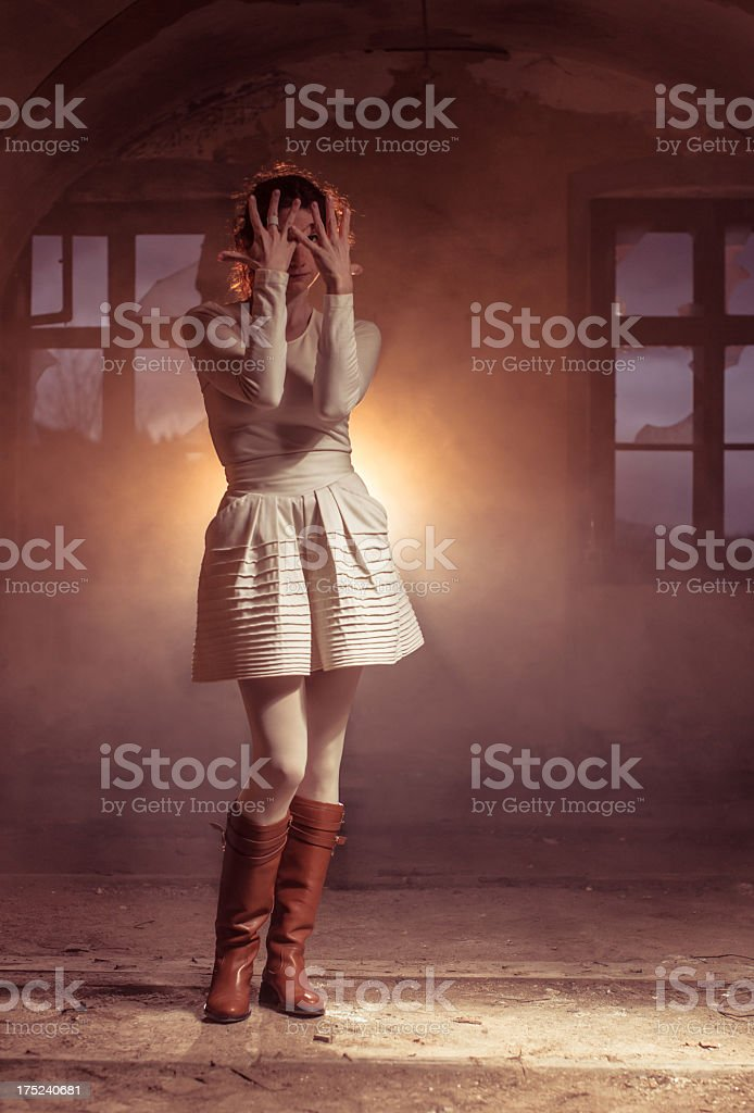 Lost in time royalty-free stock photo