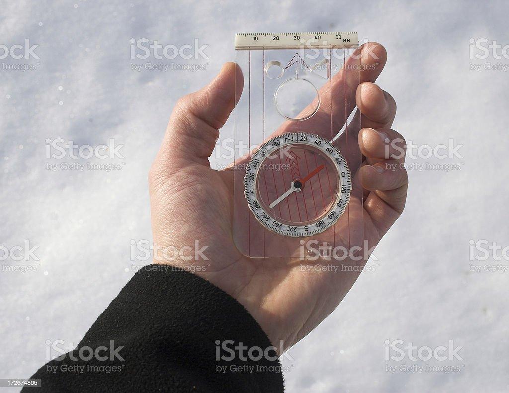 Lost stock photo