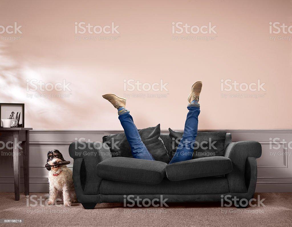 lost remote control stock photo