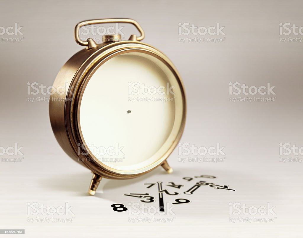 Lost Time royalty-free stock photo