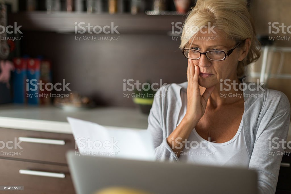 Lot of work to be done stock photo