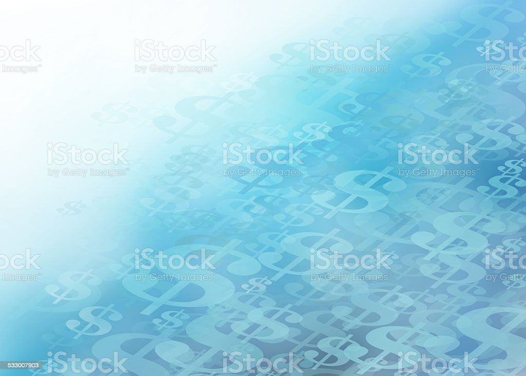 Lots of Cold Cash stock photo