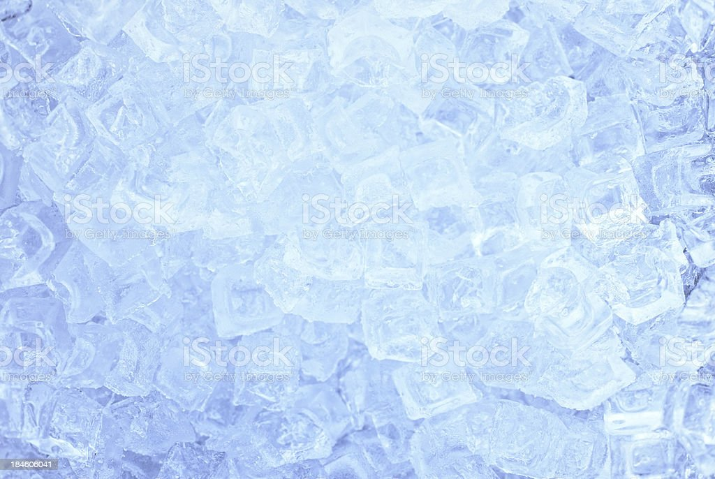 Lots of Ice stock photo