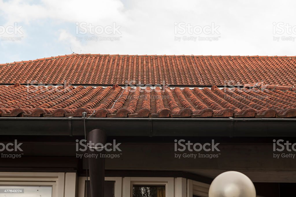 Lots of tiles royalty-free stock photo