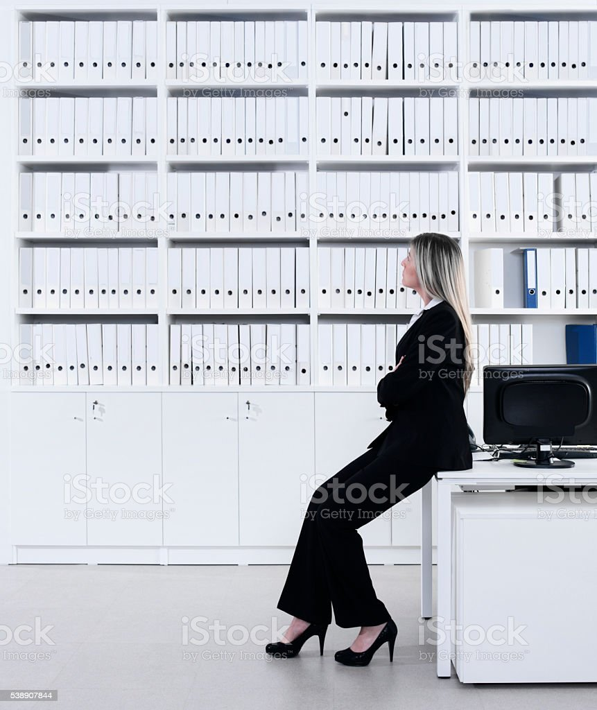lots of work to do stock photo