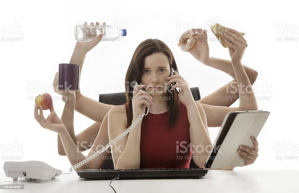 lot's to do stock photo