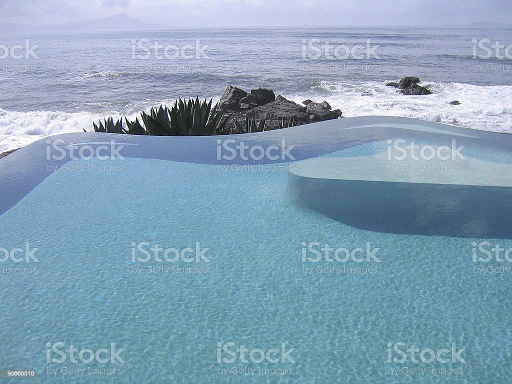 Lotsa Water royalty-free stock photo