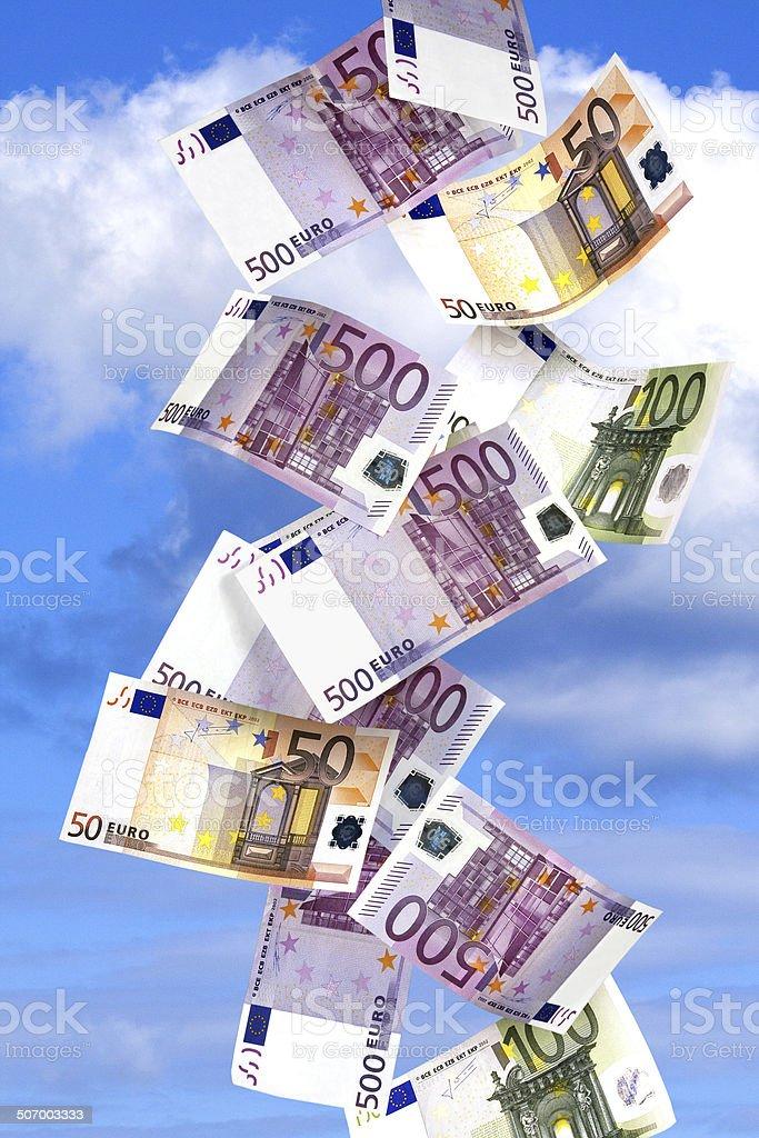 Lotteriegewinn stock photo