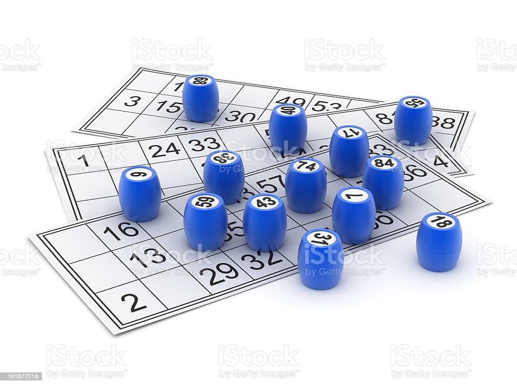 Lotto royalty-free stock photo