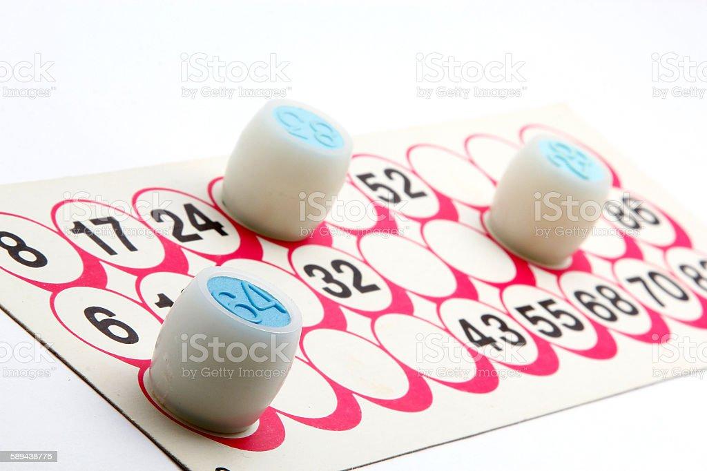 Lotto stock photo