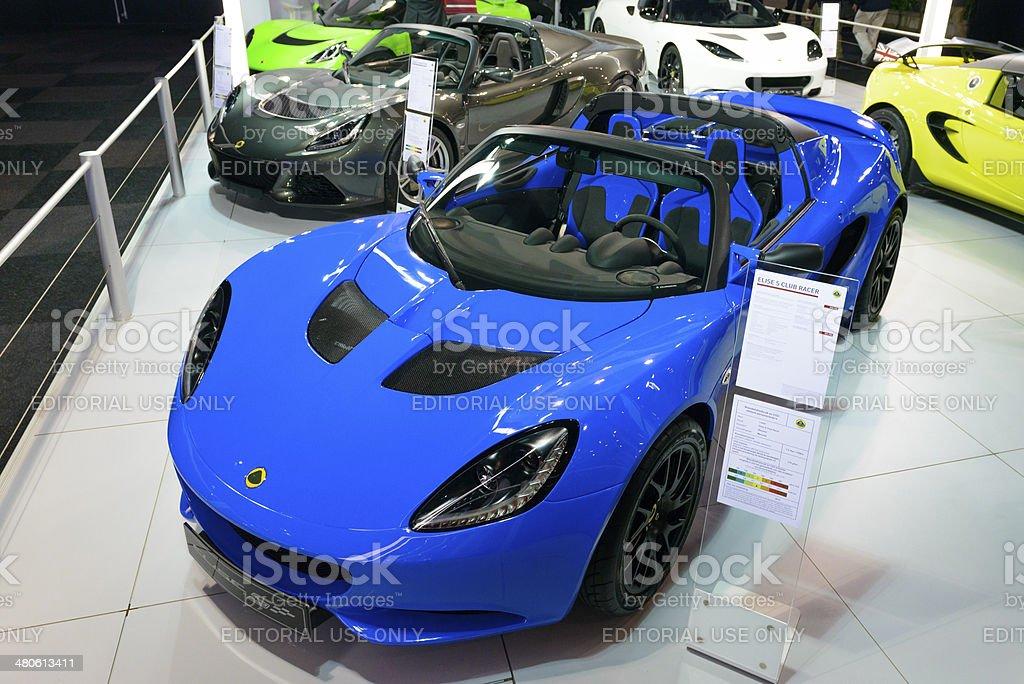 Lotus Elise S stock photo