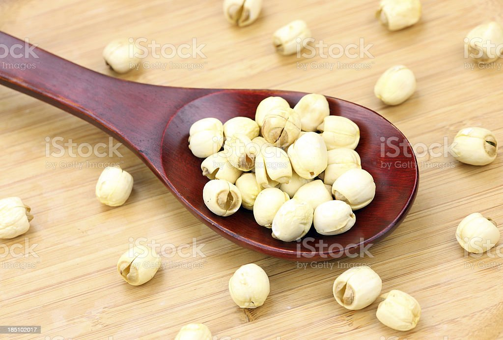 Lotus Seeds royalty-free stock photo